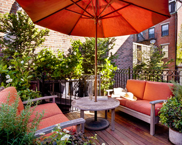 Beacon Hill Townhouse, Boston, MA